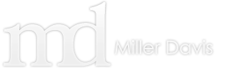 MD white logo